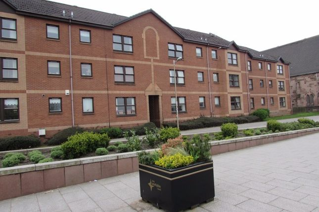 Thumbnail Flat to rent in Academy Terrace, Bellshill, North Lanarkshire