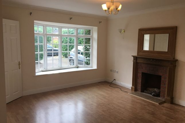 Thumbnail Detached house to rent in Croesonen Parc, Abergavenny