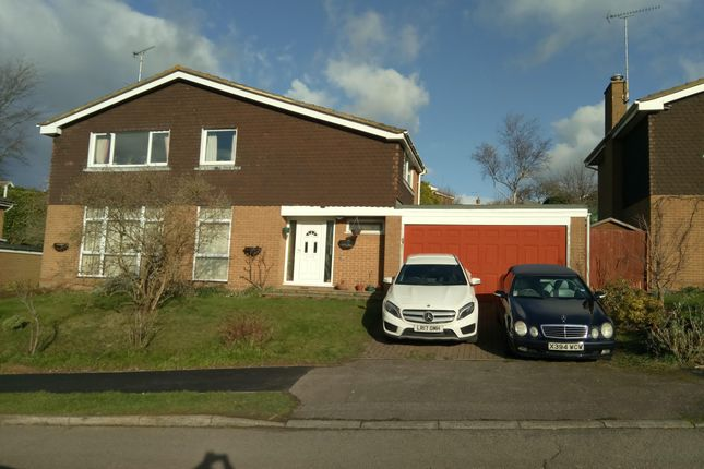 Thumbnail Property to rent in Carleton Rise, Welwyn