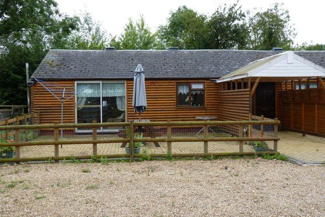 Thumbnail Semi-detached bungalow to rent in Harleston Road, Dickleburgh, Norfolk