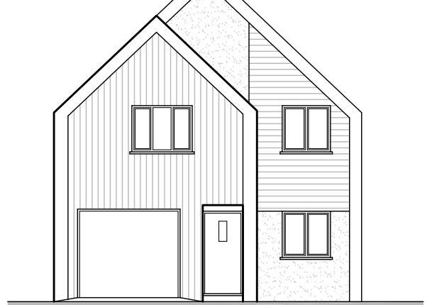 Thumbnail Detached house for sale in Ferry Road, Clenchwarton, King's Lynn