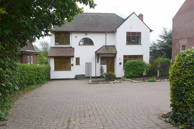 Thumbnail Detached house for sale in Derby Road, Ilkeston, Derbyshire