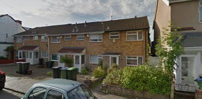 Thumbnail Town house to rent in Frederick Road, Oldbury