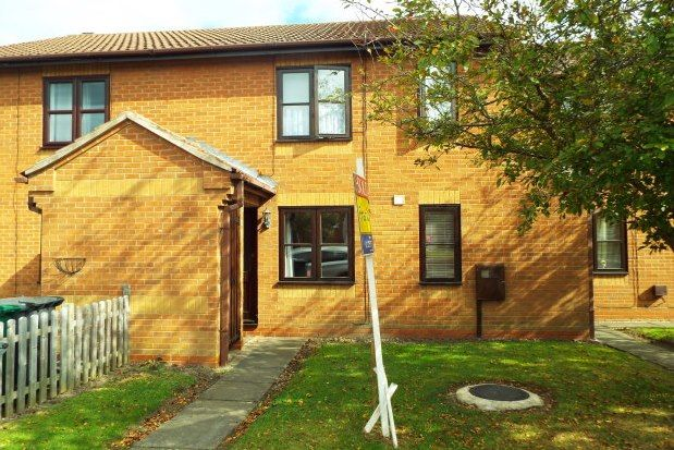 Thumbnail 1 bed flat to rent in Highfield Road, Swadlincote