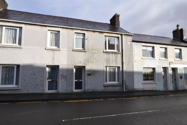 Front of Water Street, Carmarthen SA31