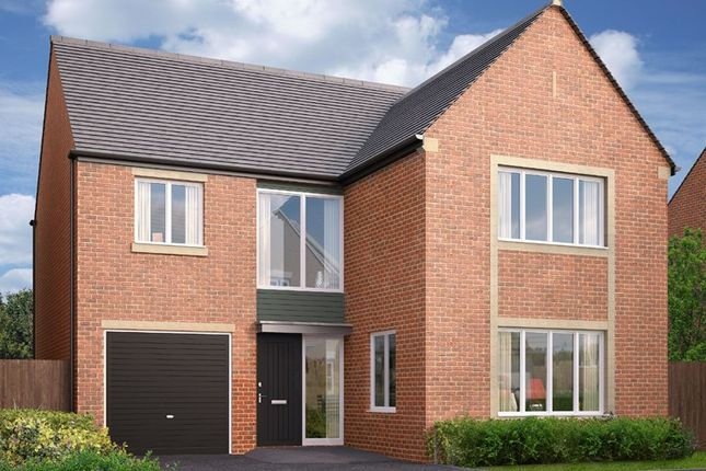 Thumbnail Detached house for sale in Elwick Grove, Quarry Farm, Hartlepool