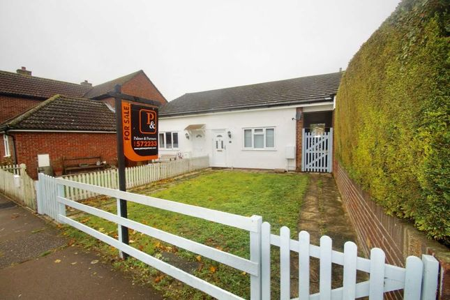 Thumbnail Bungalow for sale in Domsey Bank, Marks Tey, Colchester