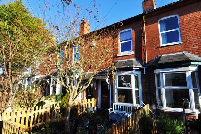 Thumbnail Terraced house to rent in Chestnut Place, Kings Heath, Birmingham
