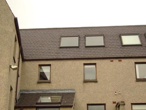 Thumbnail Flat to rent in Connel Court, Ardconnel Street, Inverness