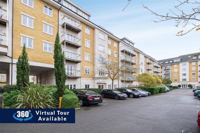 Thumbnail Flat for sale in Kensington House, 34 Park Lodge Avenue, West Drayton