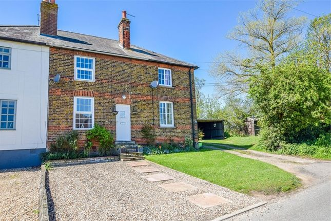 Thumbnail Cottage for sale in Hall Cottages, Malting Road, Peldon, Colchester, Essex
