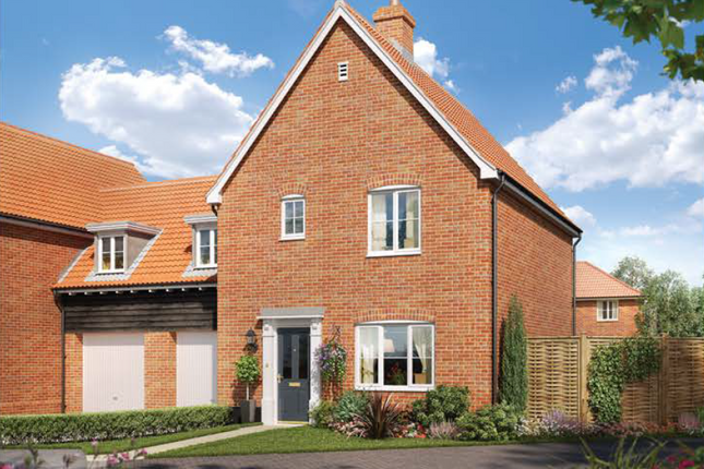 Thumbnail Semi-detached house for sale in Wherry Gardens, Salhouse Road, Wroxham