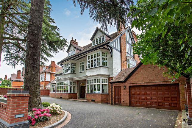 Thumbnail Detached house for sale in St Bernards Road, Solihull, West Midlands