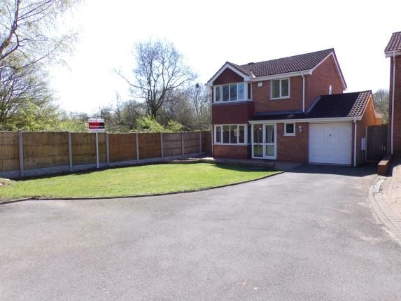 Thumbnail Detached house for sale in The Parkway, Walsall, West Midlands