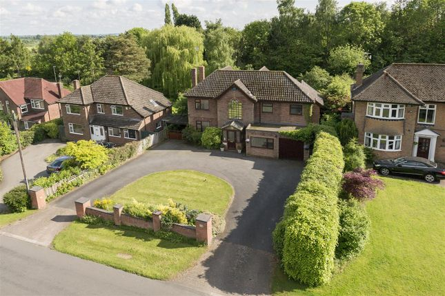Thumbnail Detached house for sale in Hill Wootton Road, Leek Wootton, Warwick