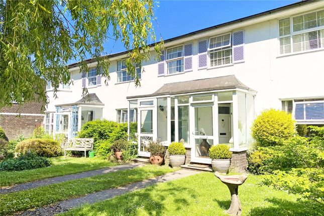 Thumbnail Terraced house for sale in West Drive, Ham Manor, Angmering, West Sussex