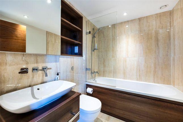 Bathroom of Napier House, Bromyard Avenue, Acton, London W3