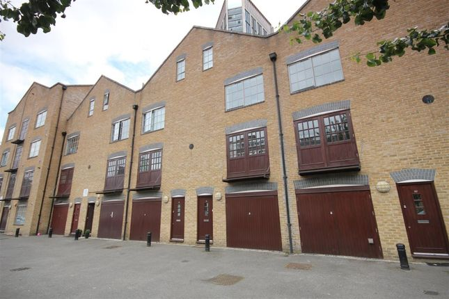 Thumbnail Terraced house to rent in Pump House Close, London