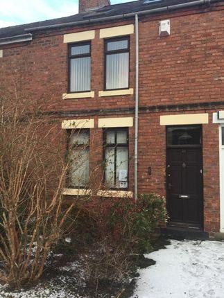 Thumbnail Terraced house to rent in Wynyard Grove, Gilesgate, Durham