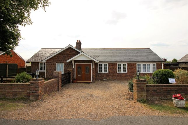 Thumbnail Detached bungalow for sale in Manor Road, Dengie, Southminster