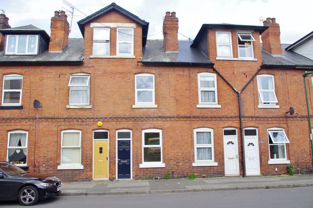 Thumbnail Terraced house to rent in Leonard Street, Bulwell