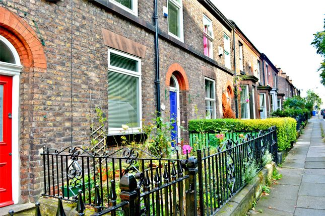 Thumbnail Terraced house to rent in Allerton Road, Woolton, Liverpool, Merseyside