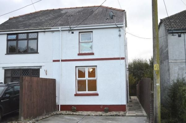 Thumbnail Semi-detached house to rent in Colonel Road, Betws, Ammanford