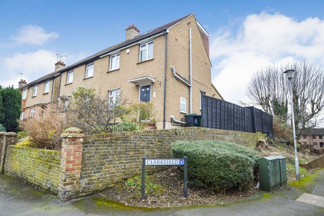 Thumbnail Semi-detached house to rent in Church Lane, Mill End, Rickmansworth