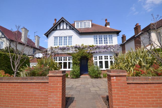 Thumbnail Detached house for sale in Lynton Road, New Malden