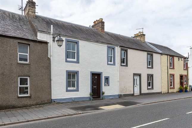 Thumbnail Terraced house for sale in Mid Row, Lauder