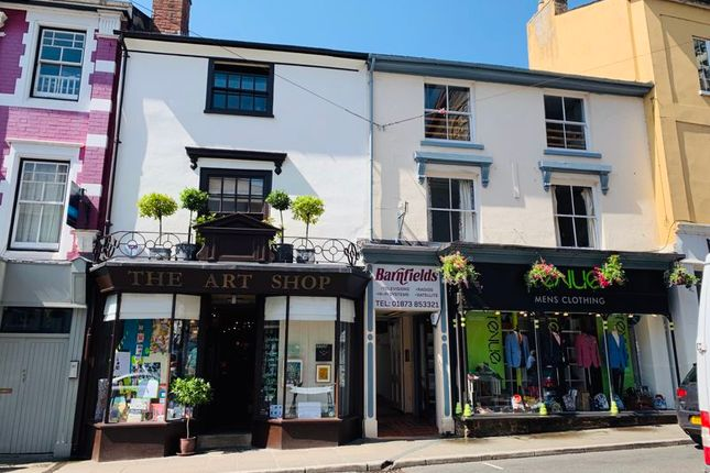 1 bed flat to rent in Cross Street, Abergavenny NP7