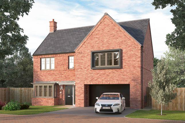 4 bed property for sale in Wallef Road, Brailsford, Ashbourne DE6