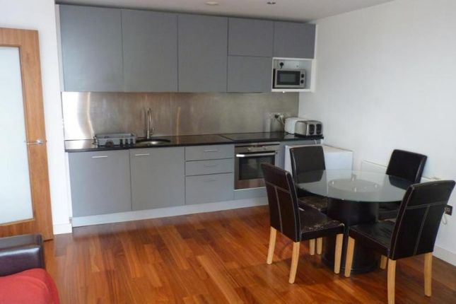 Thumbnail Flat for sale in Admiral House, City Center, Cardiff