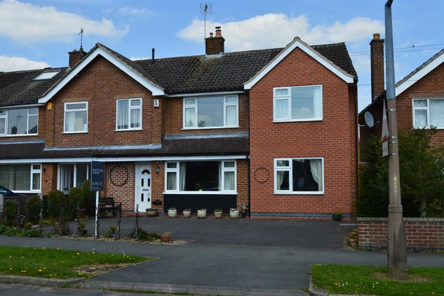 Thumbnail Semi-detached house for sale in Park Road, Duffield, Belper