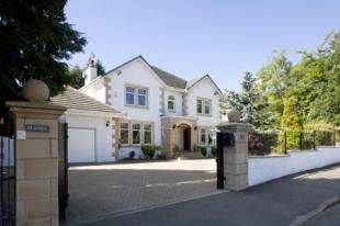 5 bedroom detached house for sale in Roddinghead Road, Giffnock, Glasgow