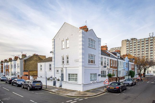 Thumbnail Flat to rent in St. Oswalds Studios, Sedlescombe Road, London