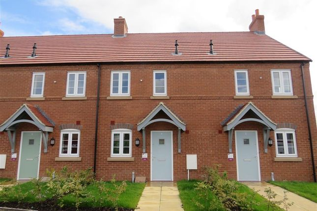 2 bed terraced house for sale in Oakland Drive, Moira, Swadlincote