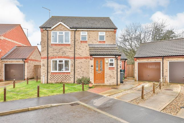 3 bed detached house for sale in Oaks Drive, Necton, Swaffham PE37