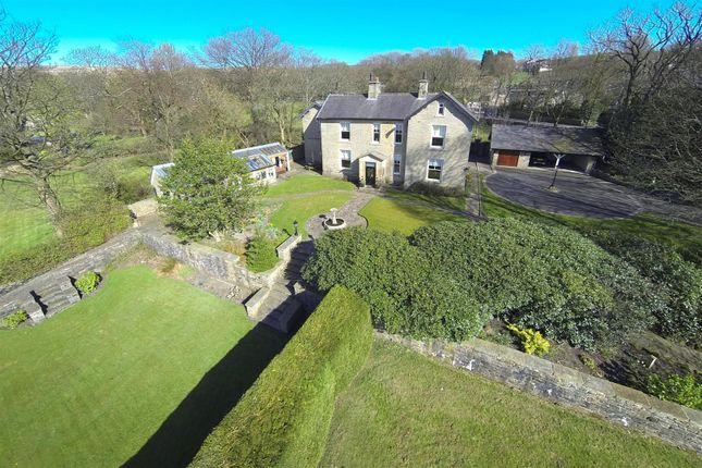 Thumbnail Detached house for sale in Heathfield, Halifax Road, Littleborough