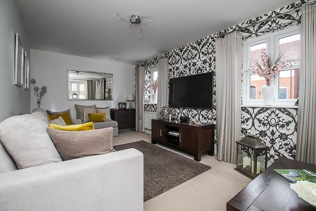 Lounge of Stakeford Court, Arnold, Nottingham NG5