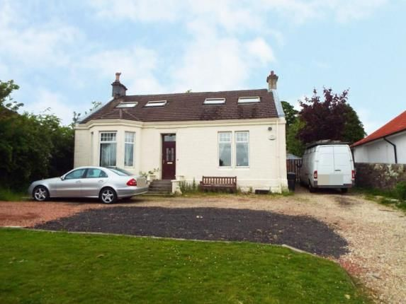 Thumbnail Bungalow for sale in Main Street, Plains, North Lanarkshire
