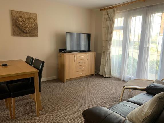Lounge of Alma Road, Banbury, Oxon, . OX16