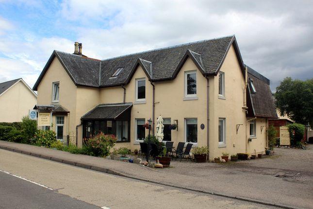 Thumbnail Hotel/guest house for sale in Inverour Guest House, Roy Bridge Road, Spean Bridge