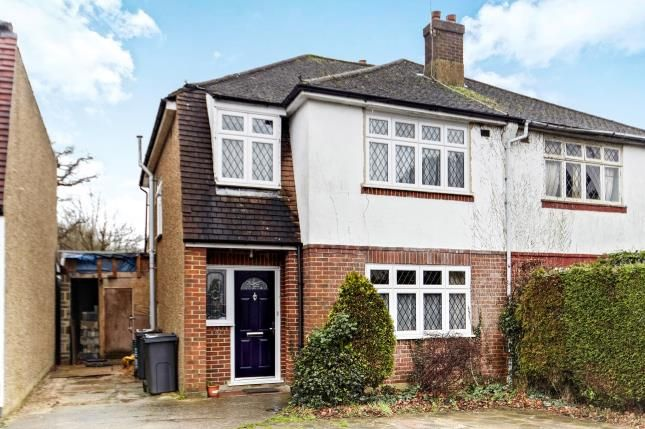 3 bed semi-detached house for sale in Tollers Lane, Old Coulsdon, Surrey