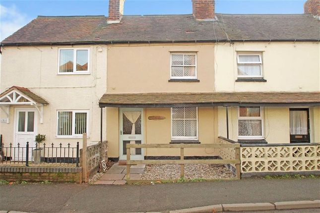 Thumbnail Terraced house for sale in Mount Terrace, Ellesmere Road, St. Martins, Oswestry