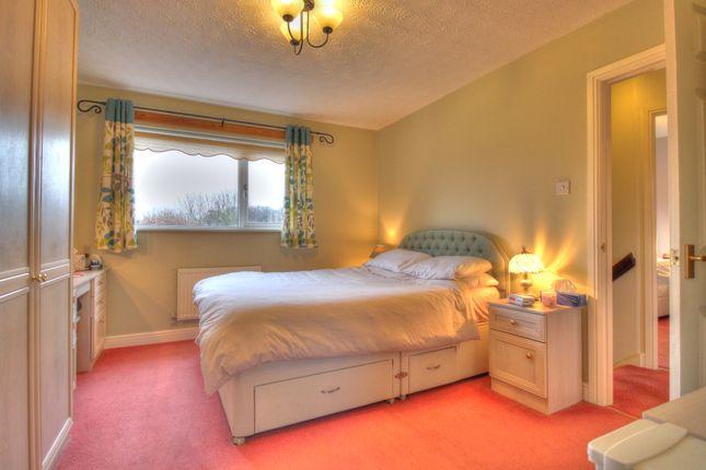 Master Bedroom of Evergreen Close, Chorley PR7