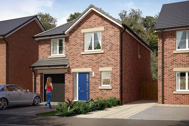 "Thumbnail Detached house for sale in ""The Ashbury"" at High Gill Road, Nunthorpe, Middlesbrough"