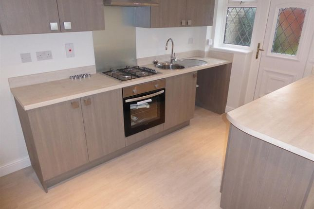 Thumbnail Detached house to rent in Poplar Close, Burley In Wharfedale, Ilkley