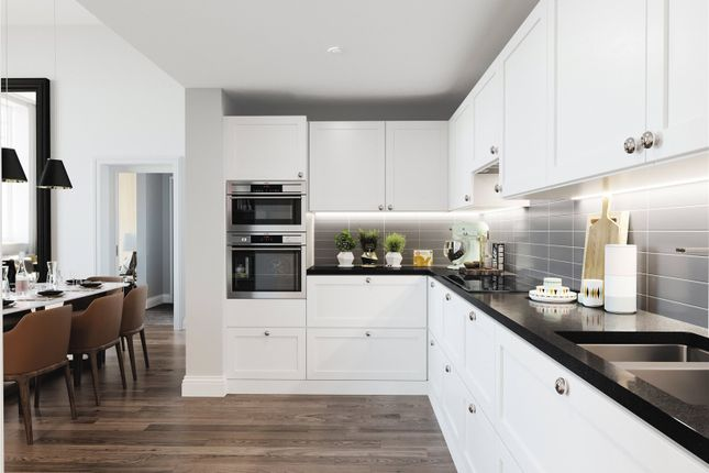 The Kitchen of The Vincent, Queen Victoria House, Bristol, Avon BS6