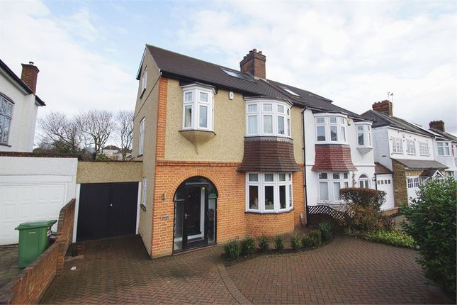 Thumbnail Semi-detached house for sale in Sandhurst Road, Bexley, Kent